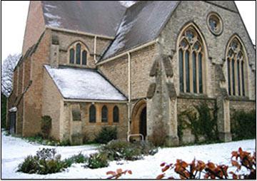 St Michael & All Angles Church