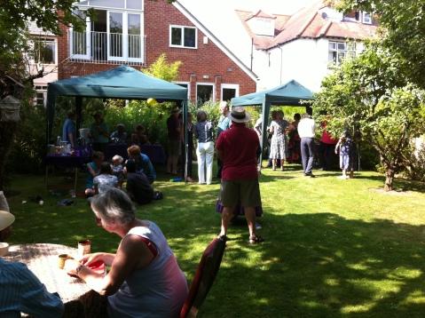 2013 Garden Party at 36